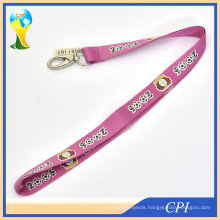 High Quality Internal Sport Polyester Lanyard